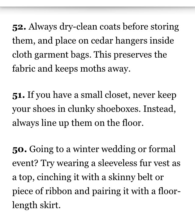 Fashion Tips And Tricks Every Girl Should Know Musely