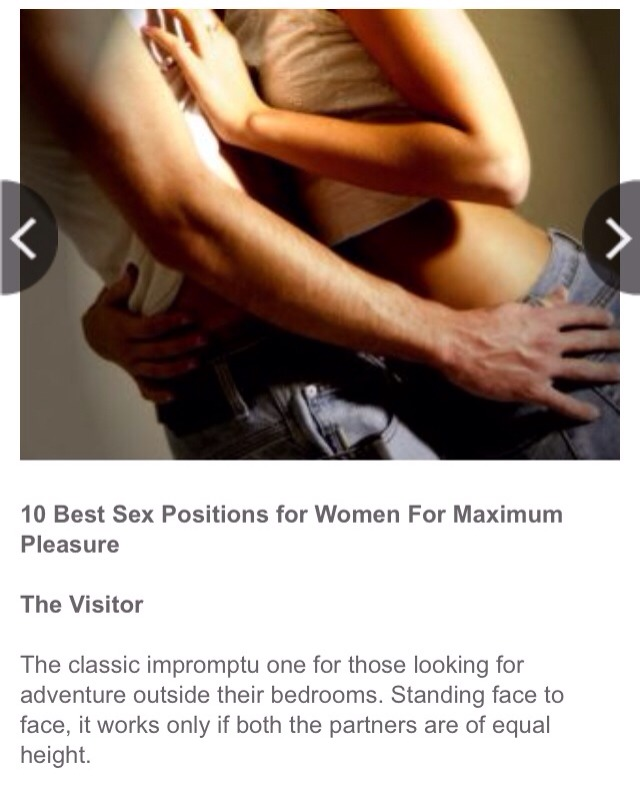 Something pleasuring women sex tips
