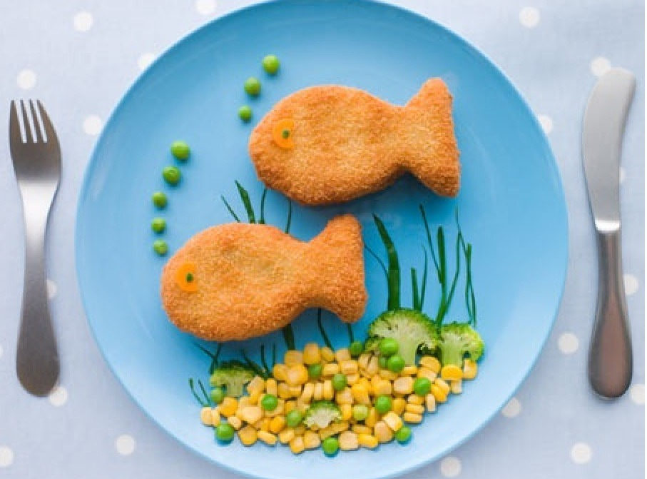 Блюда из рыбы для детей от годаы