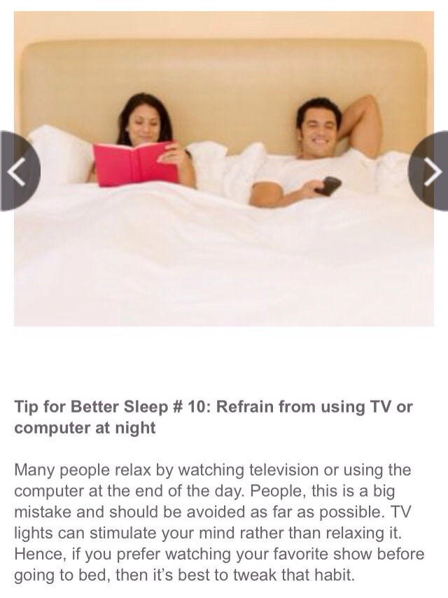 Simple tips for better sleep musely for Tips for going minimalist