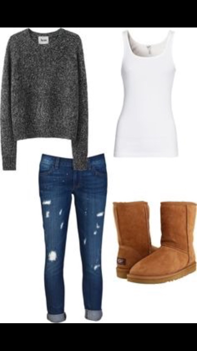 gorgeous everyday school outfits ideas