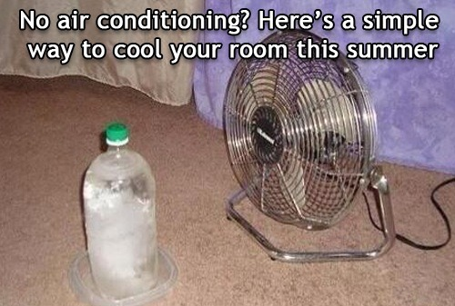 Easy And Money Saving Way To Keep Your House Cool Without