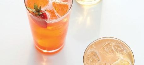 Lemongrass -lime Leaf Soda 🌀 - Musely