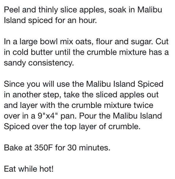 how to make healthy apple crisp