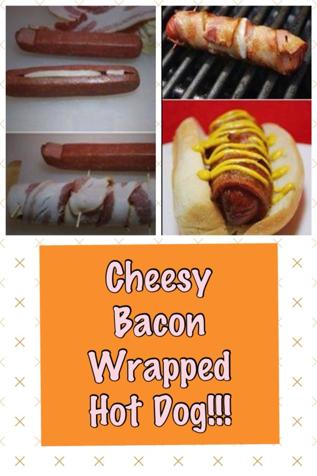 How To Order Bacon Wrapped Hot Dog