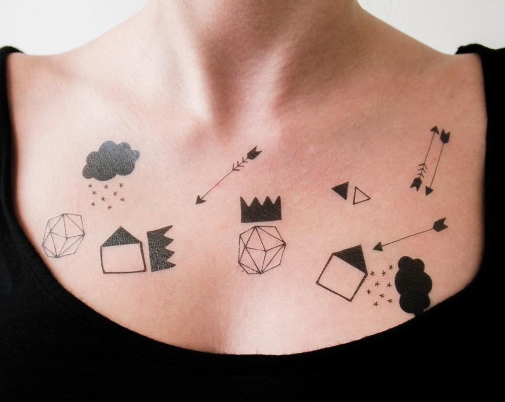 Make A Henna Tattoo Last Longer: How To: Make Your Own Temporary Tattoos Last