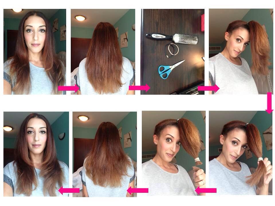 Прически самостоятельно на длинные волосы
