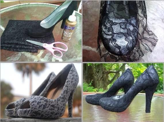 Как сделать кожаные туфли новыми