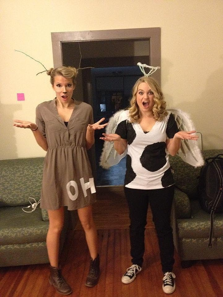 No Boys Allowed 30 Duo Costumes To Rock With Your Bff