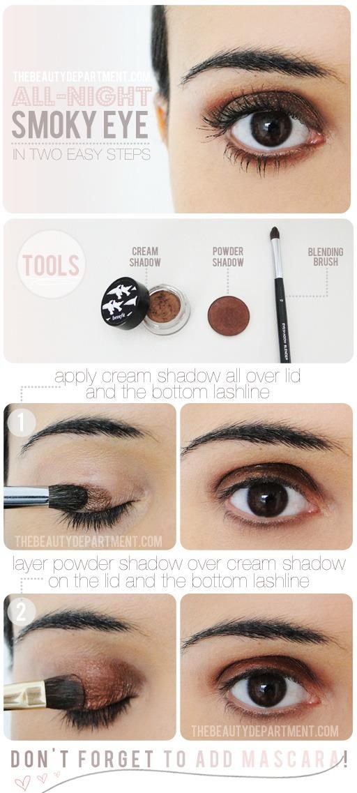 Jackpot A Bunch Of Gorgeous Eye Makeup And Brow Tutorials ...