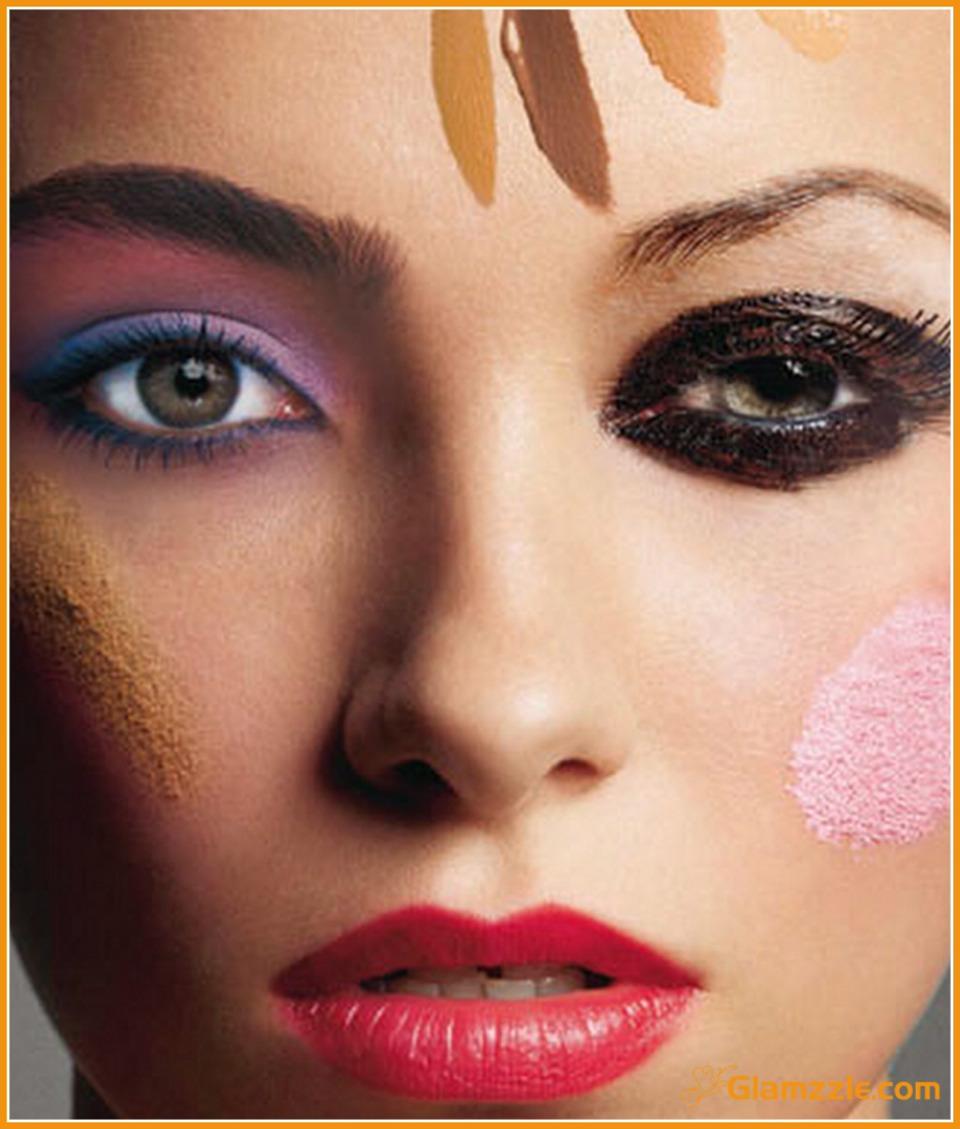 Картинки ошибки макияжа