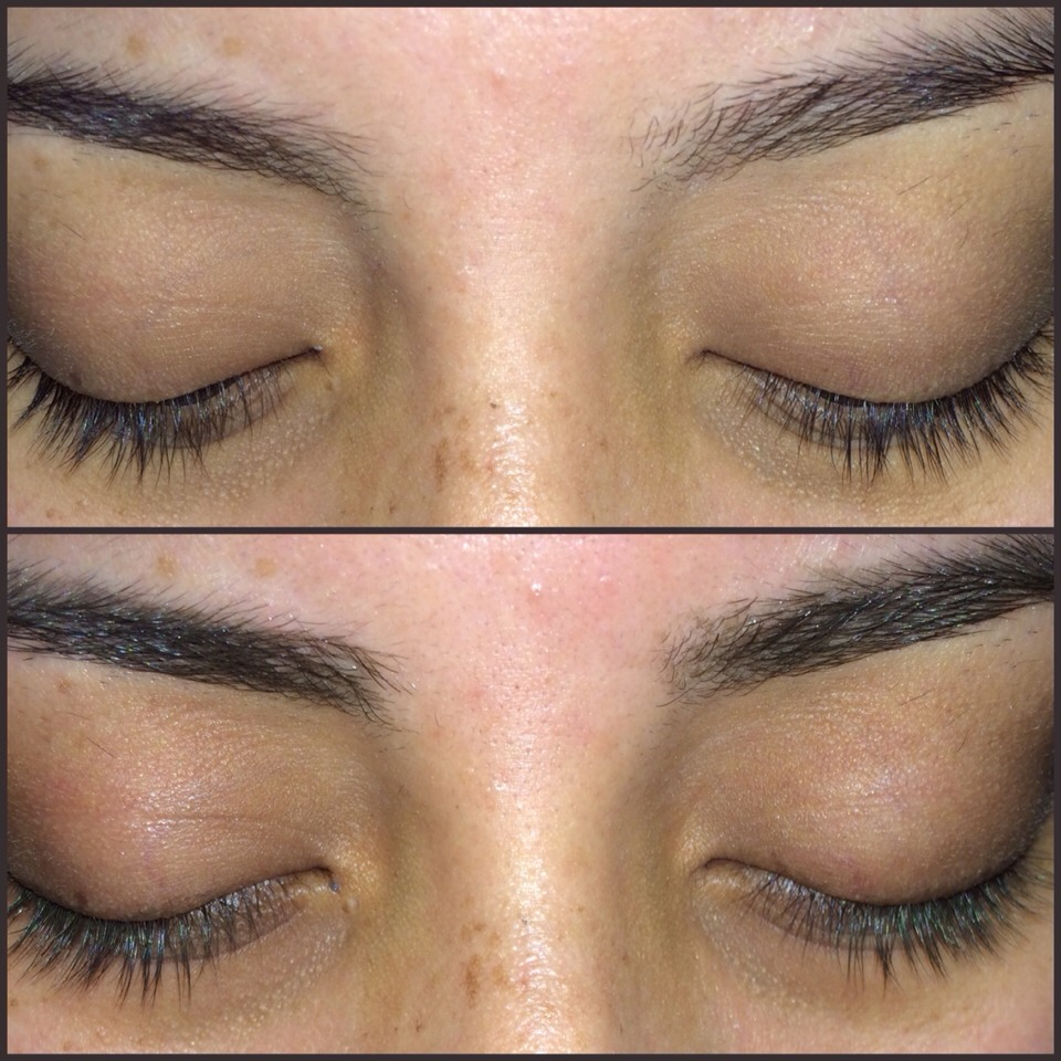 You Can Dye Your Eyelashes And Eyebrows At Home To Make ...