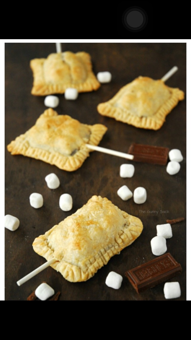 S'more Pie Pops!🍫🍭 - Musely