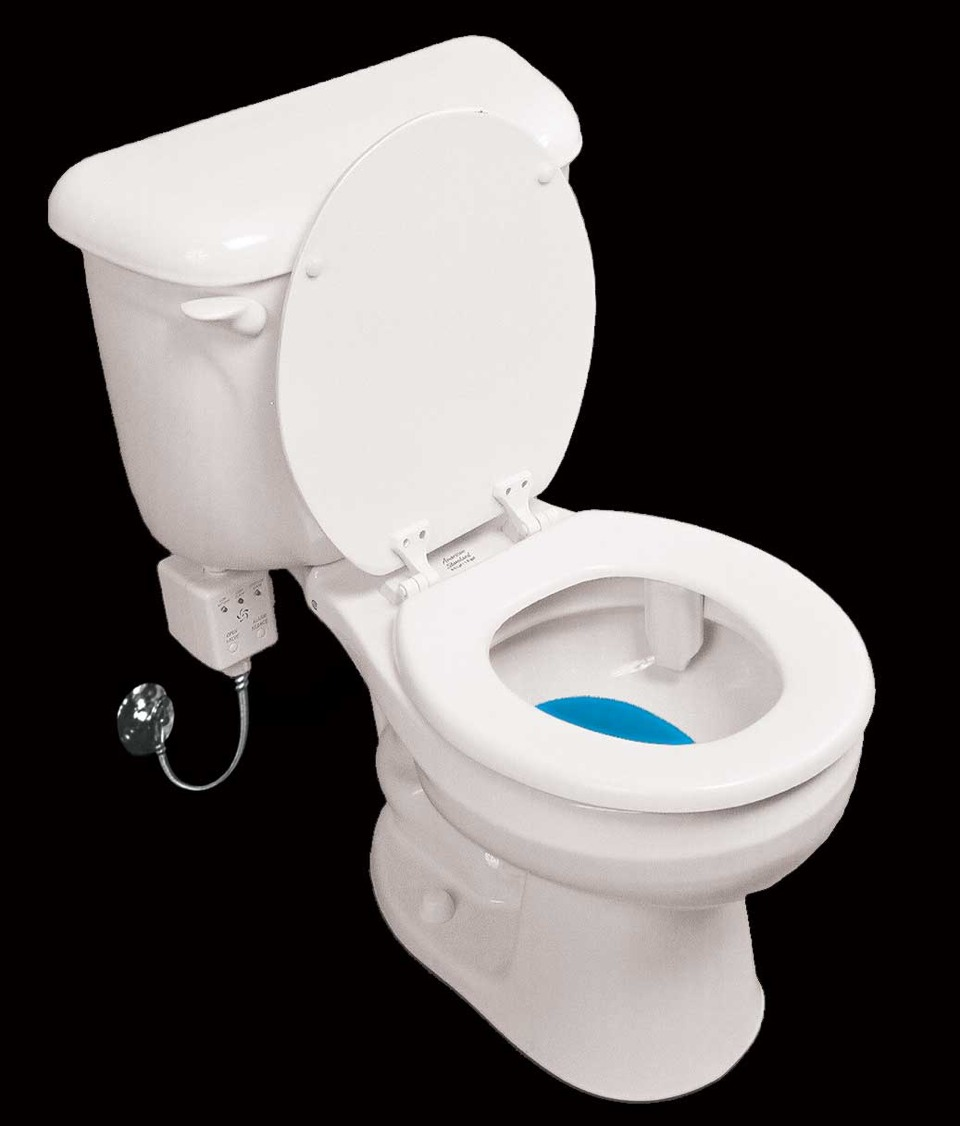 how to take out a toilet bowl