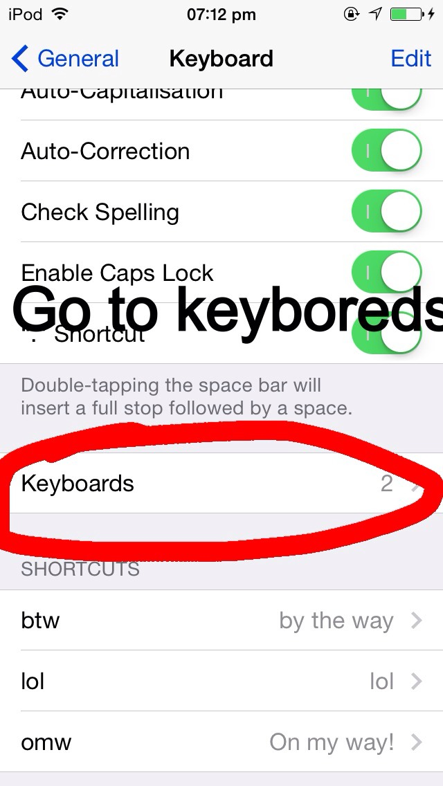 how to get emojis on your keyboard