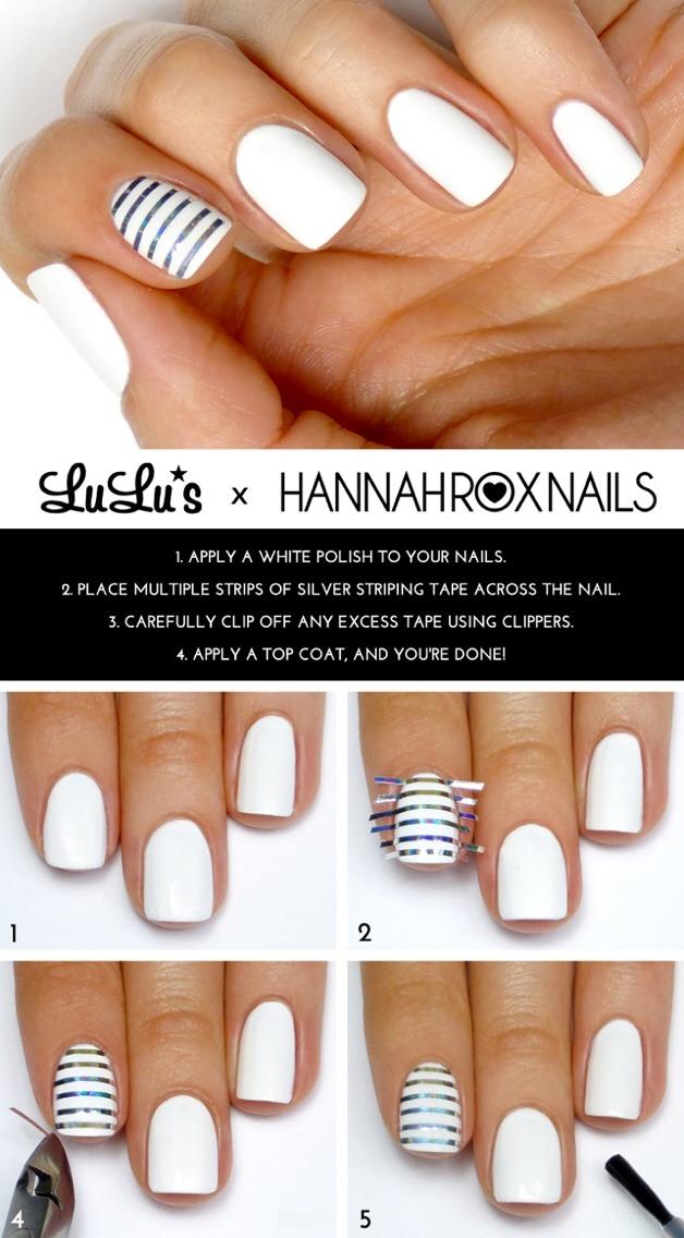 Уроки по маникюру все о ногтях