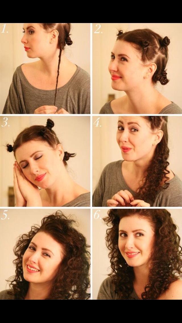 Как сделать укладку на короткие волосы дома