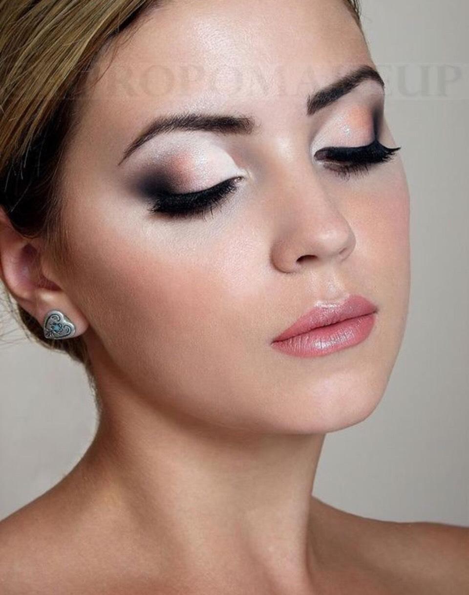 Фото макияж классика