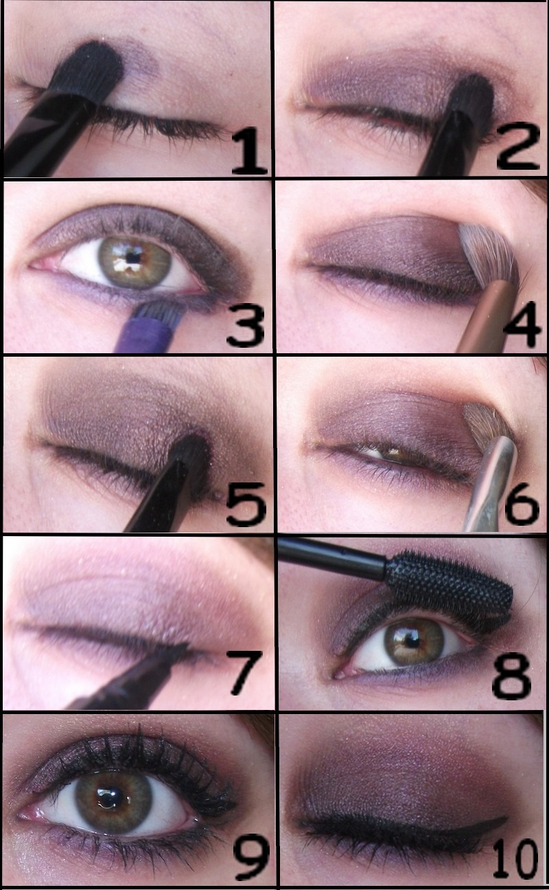 top 10 tutos smoky eyes musely. Black Bedroom Furniture Sets. Home Design Ideas