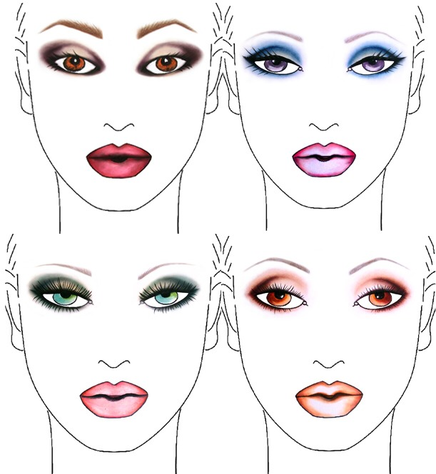 What Color Eyeliner Looks Best With Blue Green Eyes Korean Makeup
