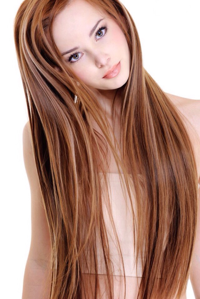 вид цвет волос фото