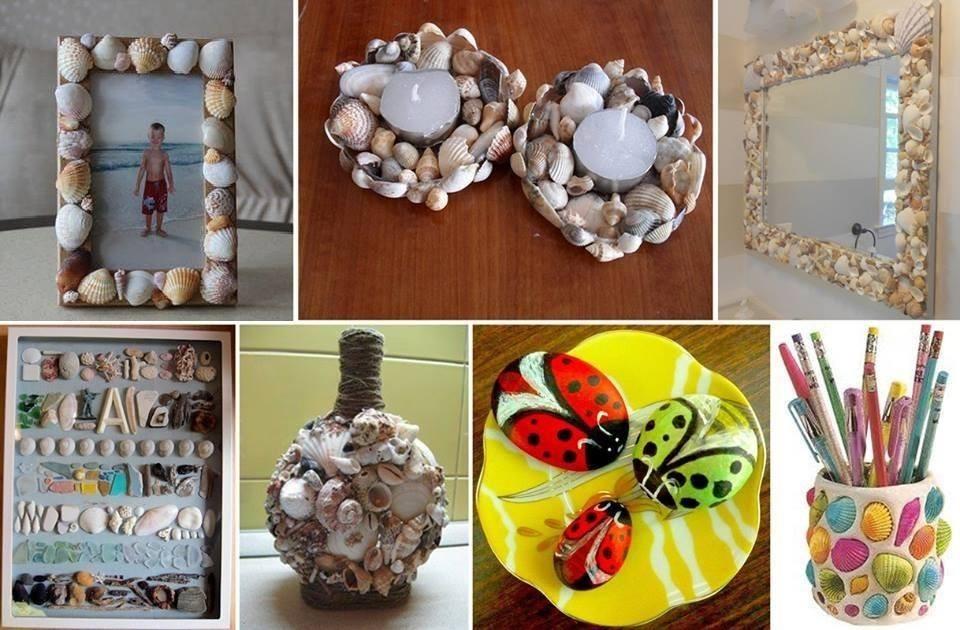 Море идей рукоделие декор дома поделки и