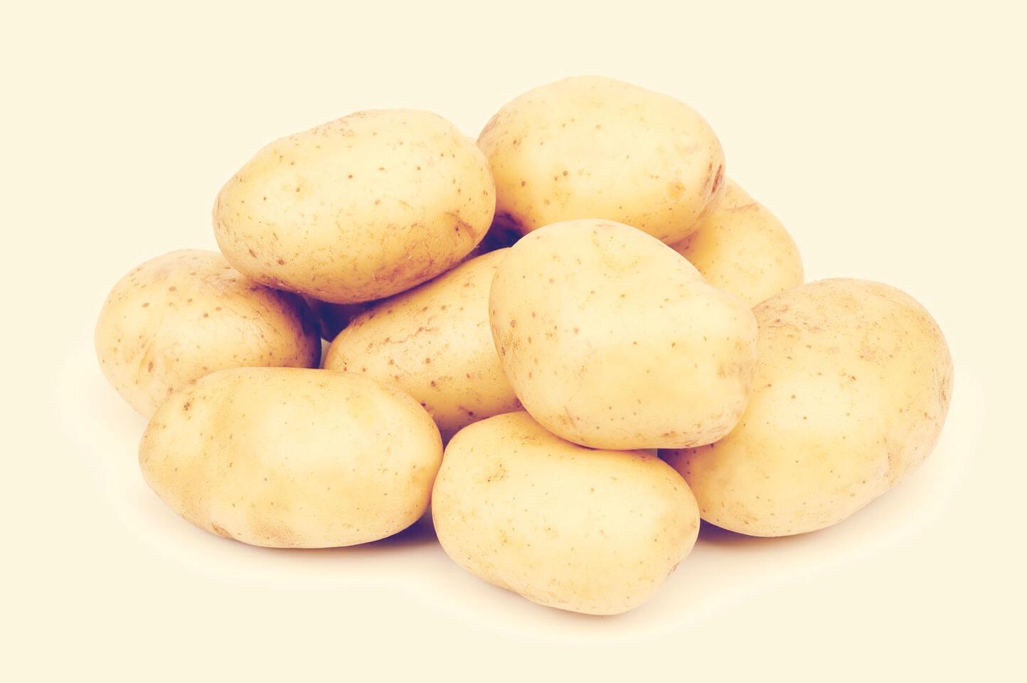 Boil Potatoes Baby Food