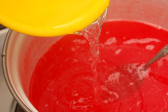 Как сделать простое желе из желатина в домашних условиях