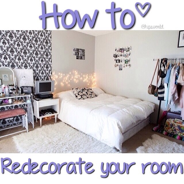 how to redecorate your room musely