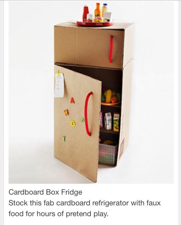 Игрушка холодильник своими руками 96