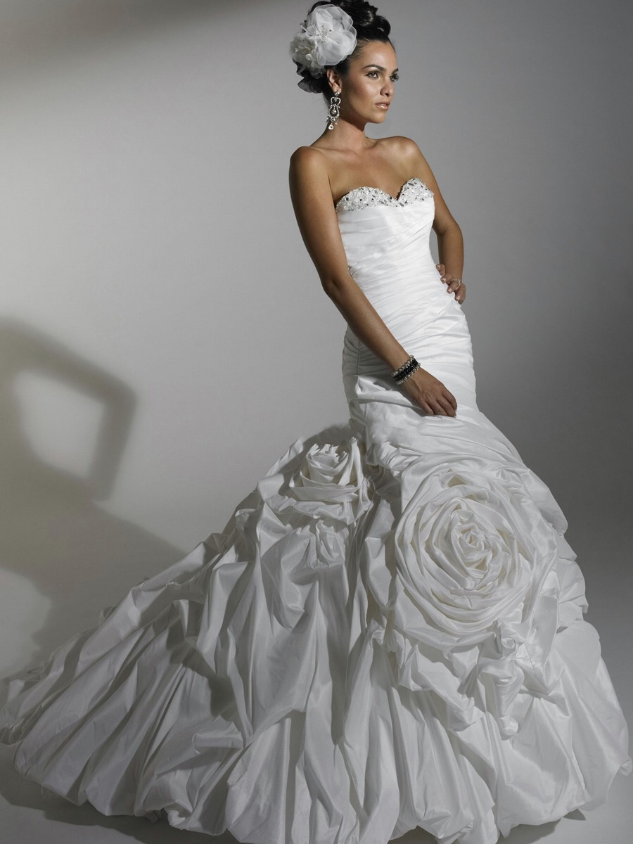 Nice wedding dresses musely for Nice wedding dresses pictures