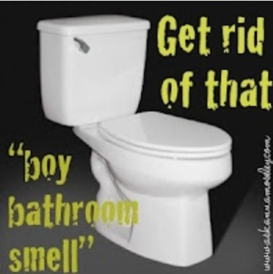 How to get rid of the boy bathroom smell useful for How to get rid of shower smell