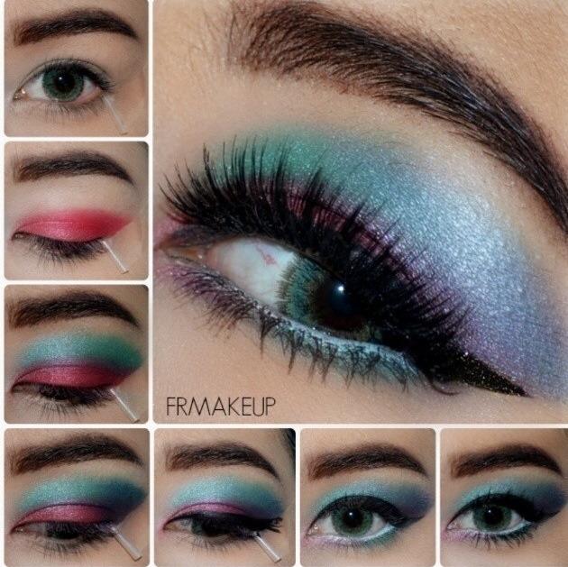 Eye Makeup Tutorial - Musely