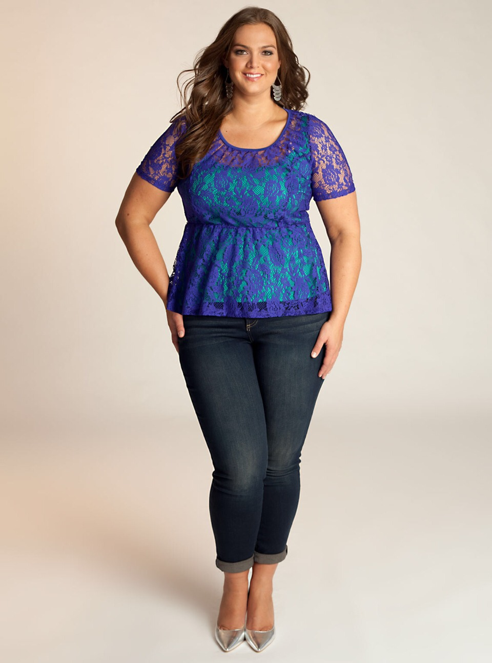 Trendy fashion for plus size 8