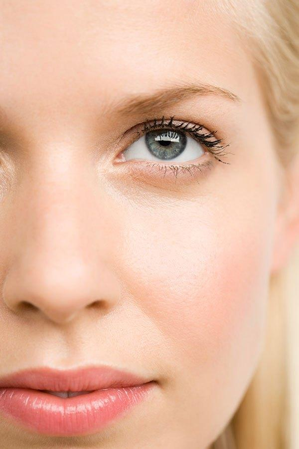 Makeup for puffy eyes