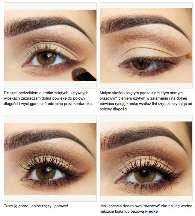 How to do subtle eye makeup