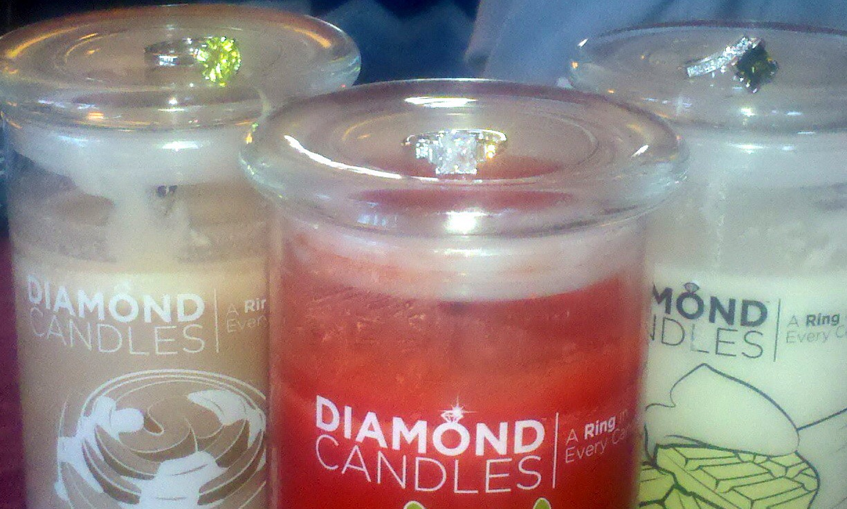 Love candles love diamonds why not have both with for How much is a bathroom worth on an appraisal
