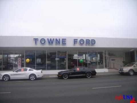 Just Leased A Car From Towne Ford, Got Great Service by ...