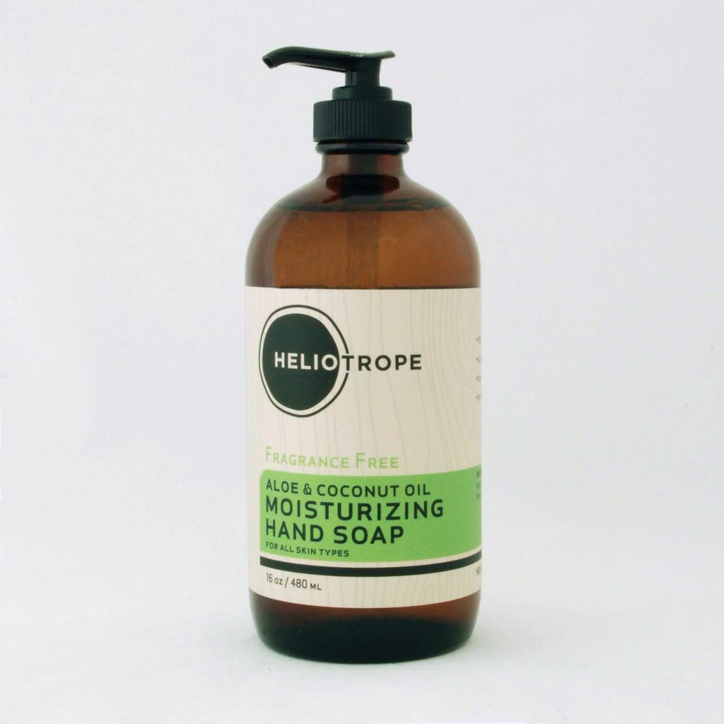 Aloe & Coconut Oil Moisturizing Liquid Hand Soap