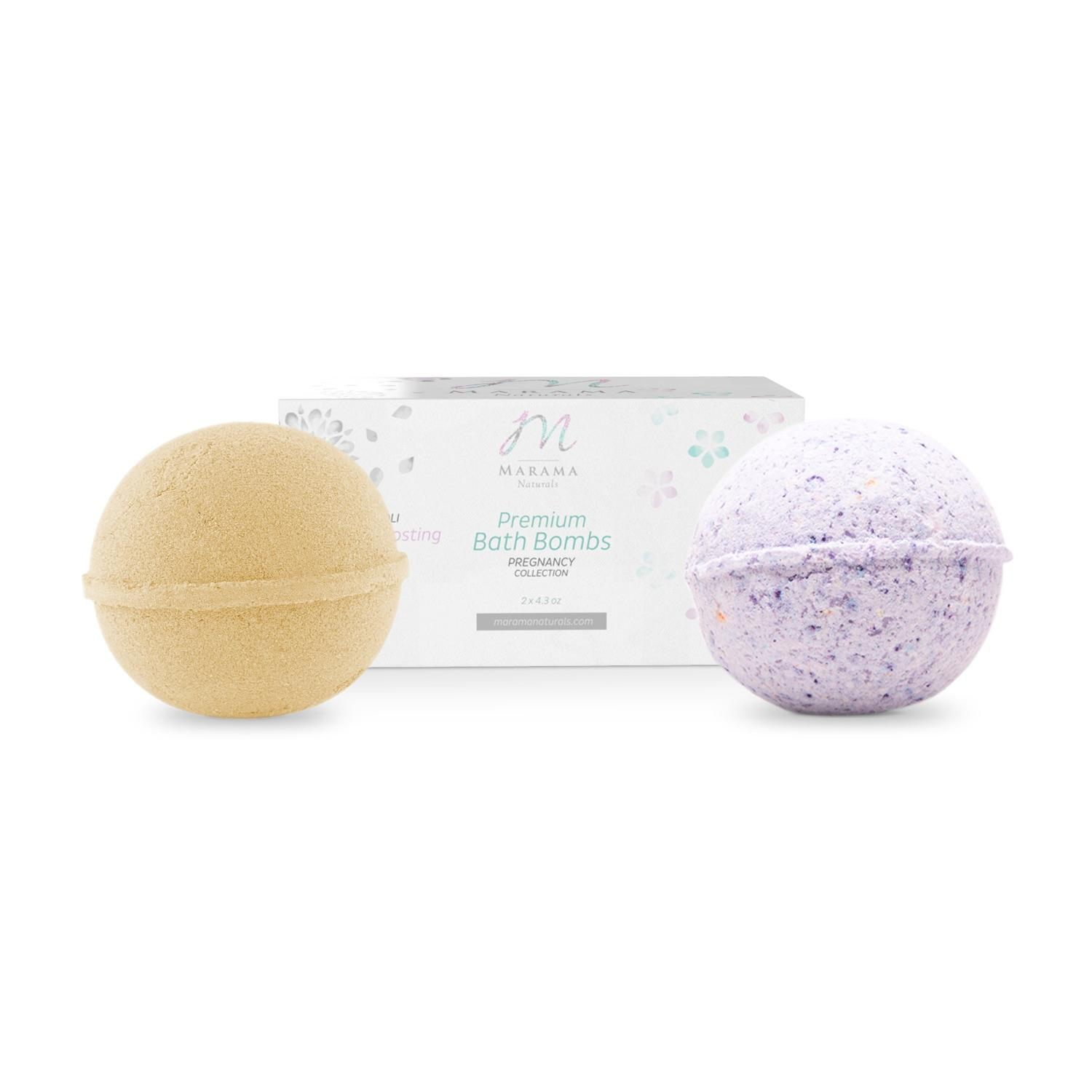 Premium Pregnancy Bath Bombs