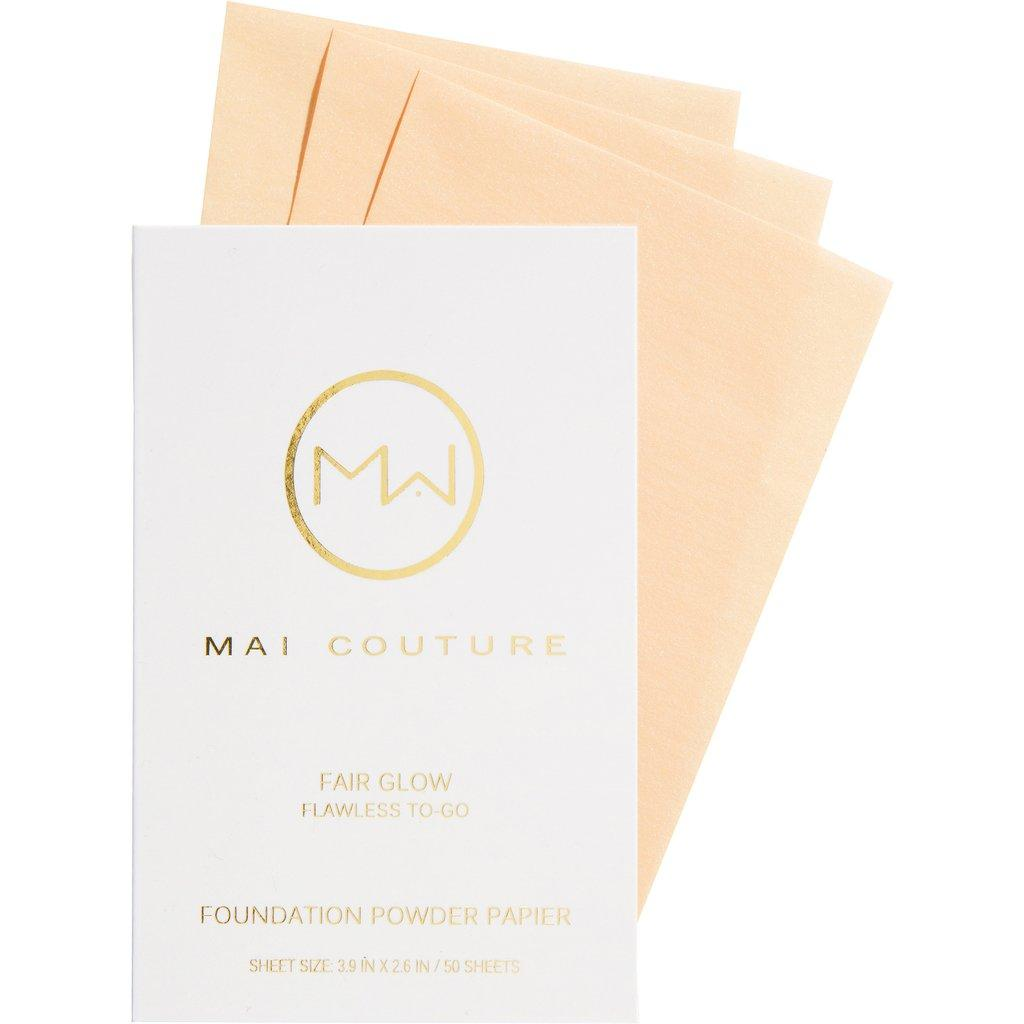 Foundation Powder Paper (Fair Glow)