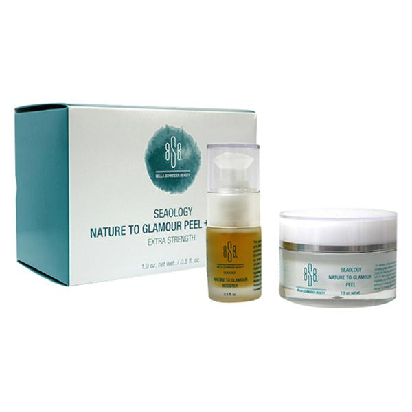 Nature to Glamour Peel & Booster Set