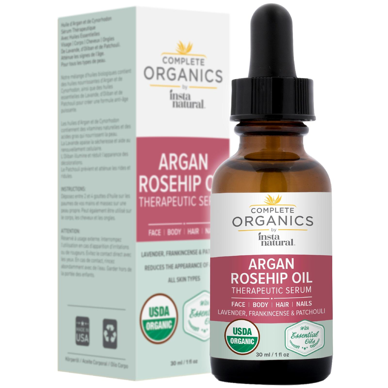 Complete Organics - Argan Rosehip Oil Therapeutic Serum