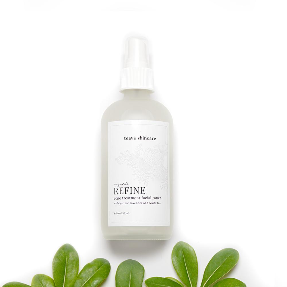 Refine Organic Acne Treatment Facial Toner