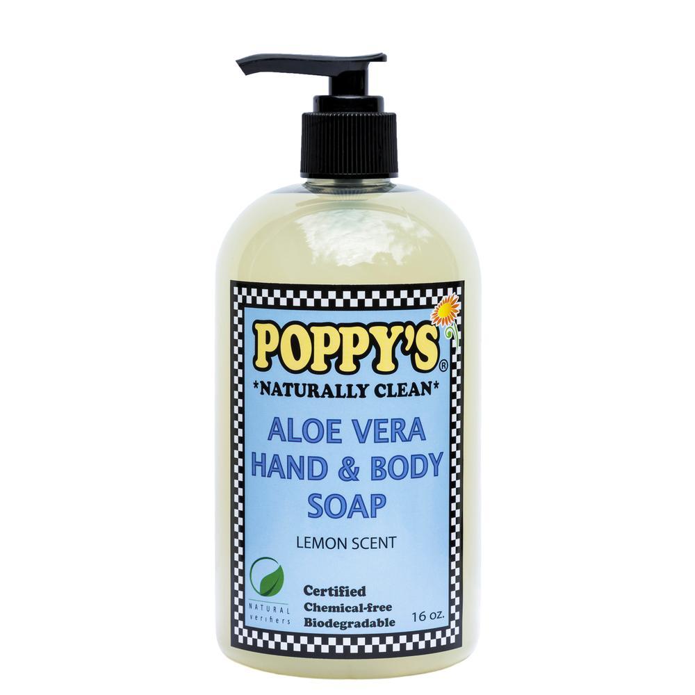Hand & Body Soap