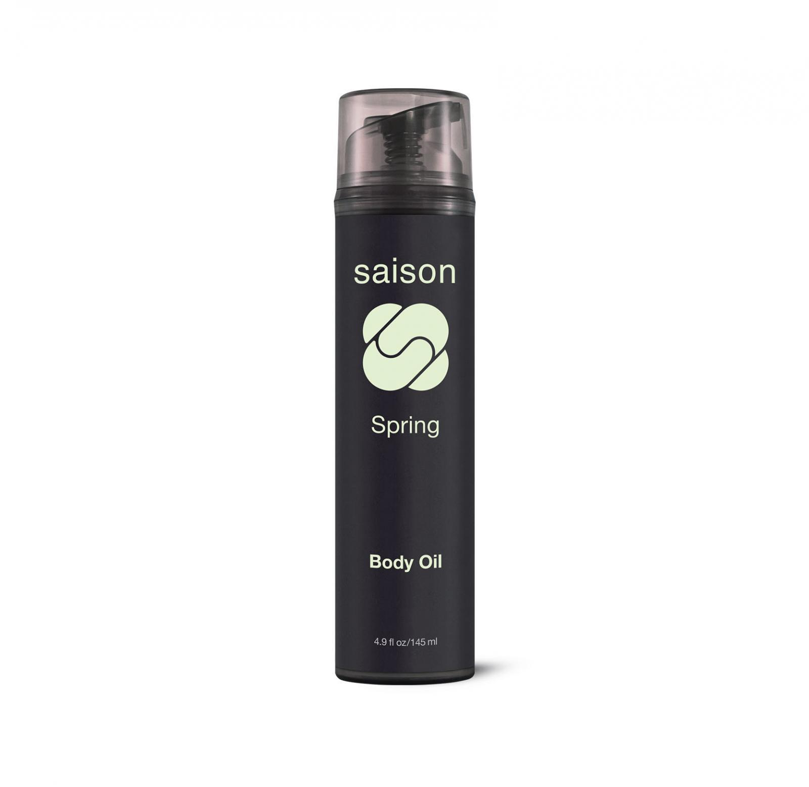 Saison Spring Body Oil