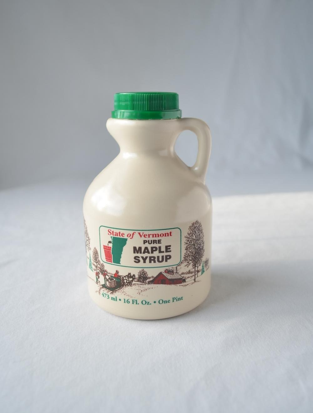 100% Pure Maple Syrup- Pint