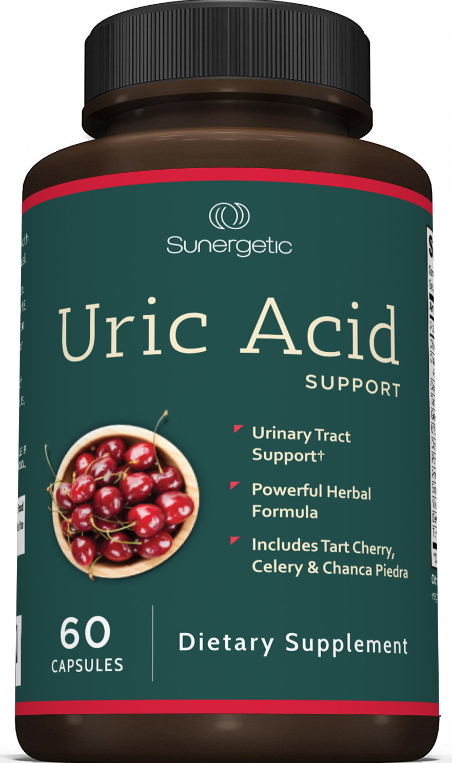 Sunergetic Premium Uric Acid Support Supplement