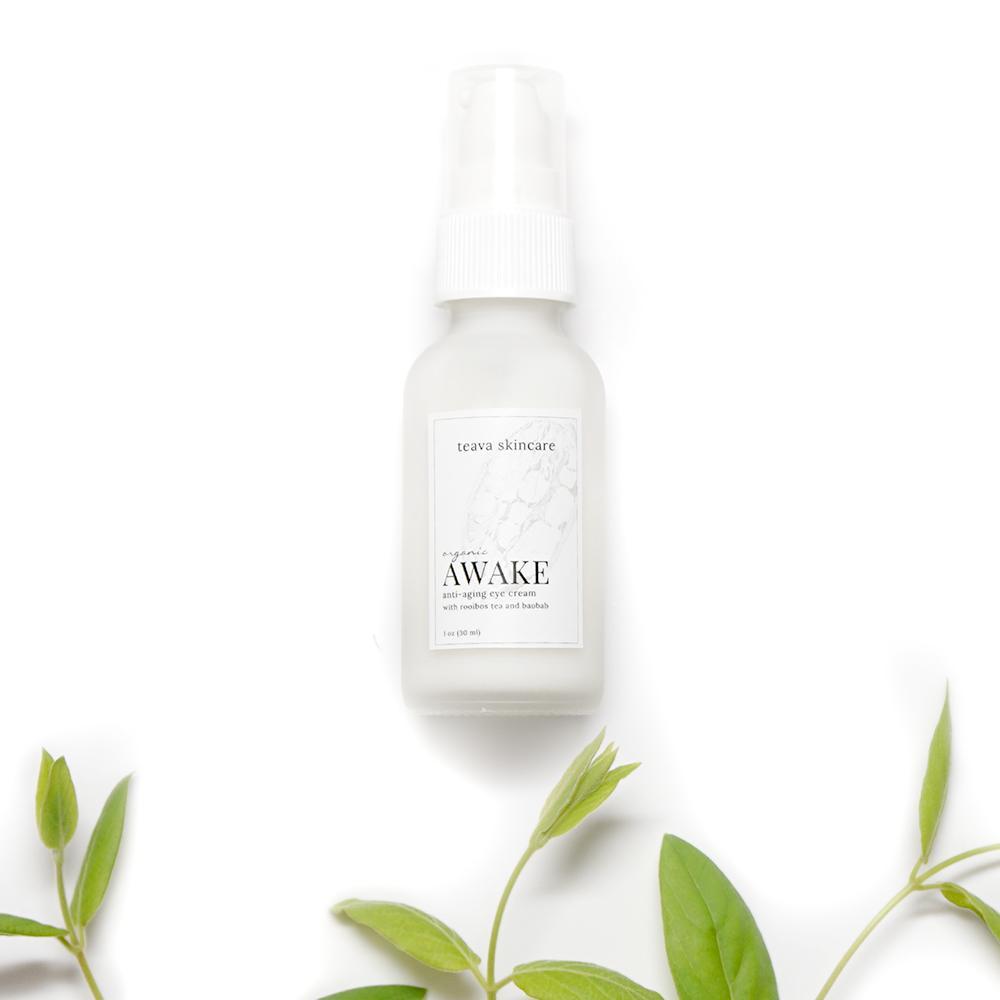 Awake Organic Anti-Aging Eye Cream