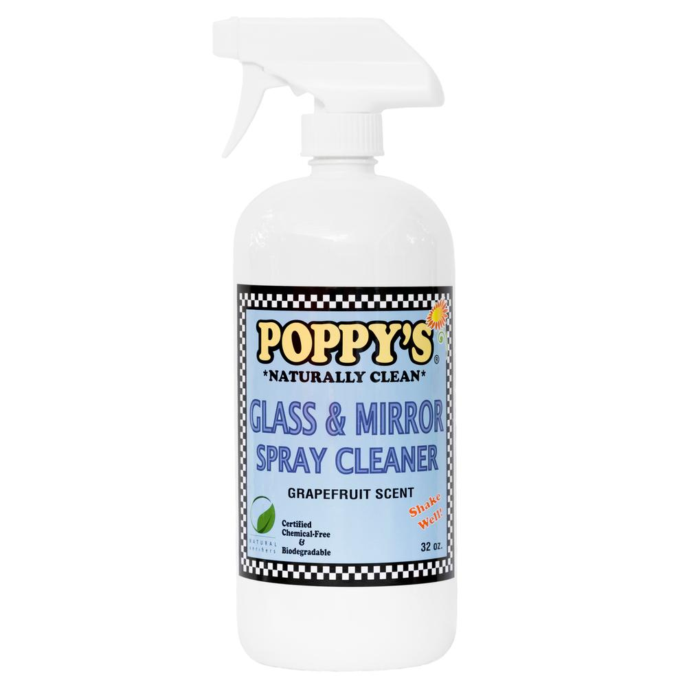 Glass & Mirror Spray Cleaner